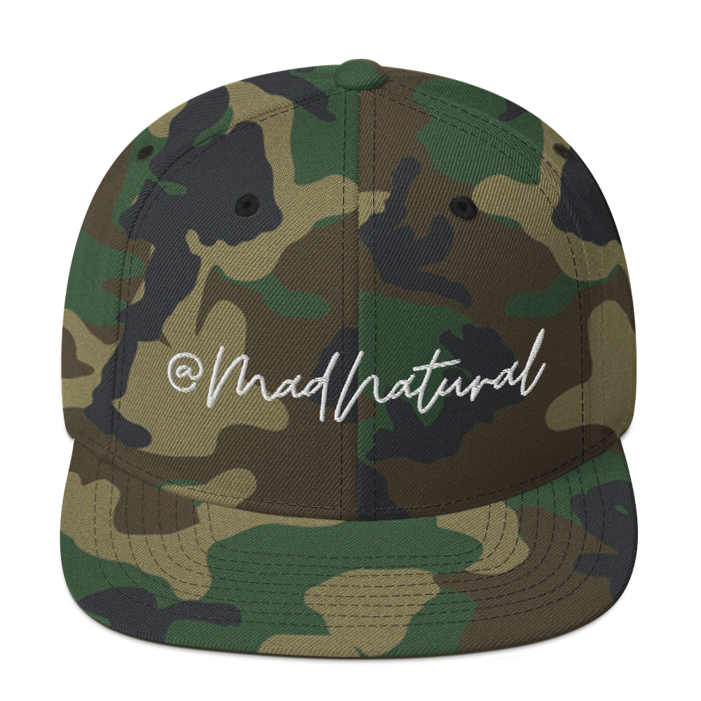 Mad Natural Camo Hat